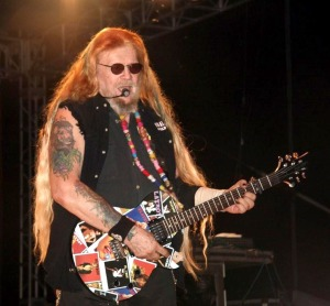 Photo courtesy of Maximus Entertainment. David Allan Coe will bring his country rock performance to Soldotna due to the efforts of Dean and Genie Norris, and Johnny Morrow, who teamed up to form a production company specifically so they could watch a Coe concert. Coe will perform at 7 p.m. Saturday at the Soldotna Sports Center.