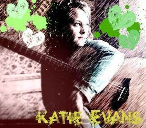 "Katie Evans' debut CD, ""A Passing Afternoon,"" is available at Veronica's."
