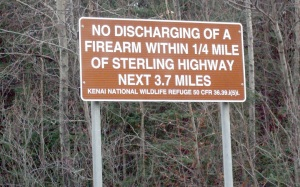 New Sign Approx m.p. 58 Sterling Hwy Web