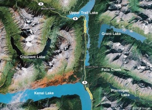 Kenai hydro sites Web