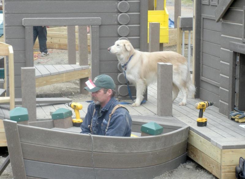 playground plans wood