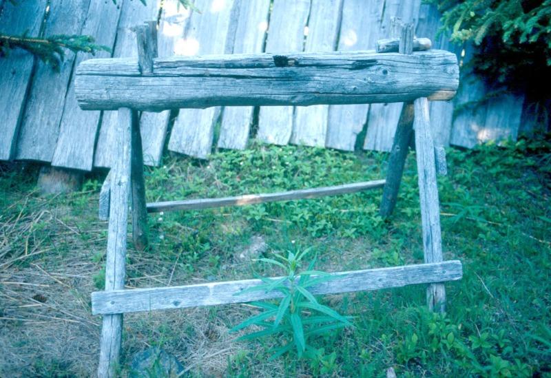 Best Firewood Sawhorse