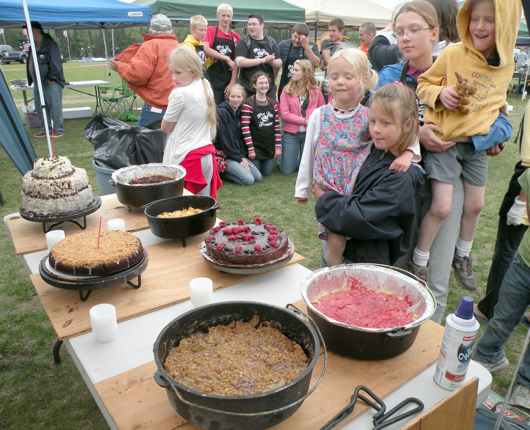 Going Dutch — Cooking competition joins old technology with