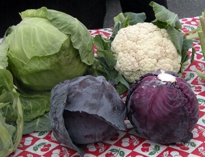Cauliflower and tomatoes are just a few of the options on offer at a previous Soldotna Saturday Market. Growers, arts and crafts makers as well as musicians are invited to participate in the seasonal, community-based markets in Kenai, Soldotna and the Kenai Peninsula Food Bank.