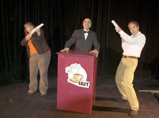 deb390738e6d Electing to laugh — 'Lame Ducks' satire show skews politics as ...