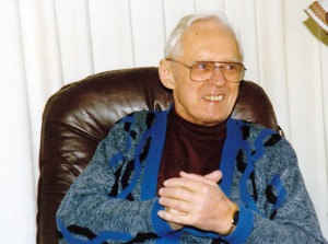 Ralph Soberg in the early 1990s.