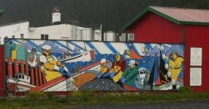 mural fishing
