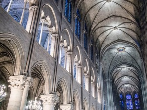 Photos courtesy of Joe Kashi. Figure 1 is the Notre Dame Cathedral.