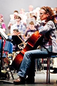 Brahms Orchestra Viola