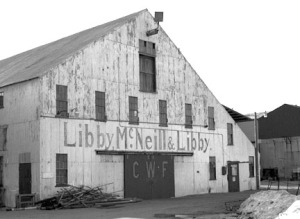 Libby Cannery in Kenai in 2001.