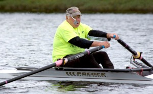 Tiger Demers, of Kasilof, who skied in the 1964 Winter Olympics for the U.S., has made athleticism and fitness a lifelong pursuit. He and wife, Judy, are off to their fourth international masters rowing competition in September.