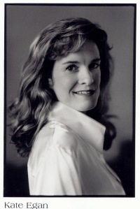 Photo provided. Kate Egan, soprano.