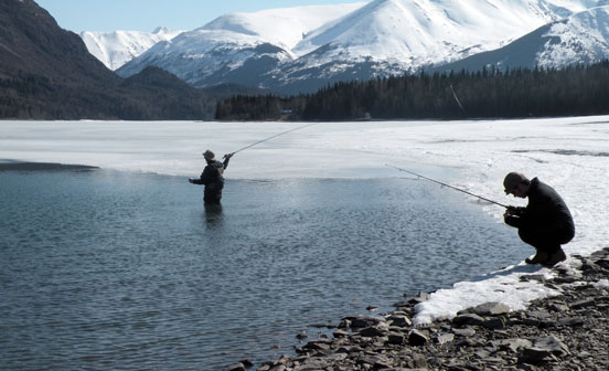 measuring factors of a lake Put very simply and in basic terms, to determine water quality, scientists first measure and analyze characteristics of the water such as temperature, dissolved mineral content, and number of bacteria.