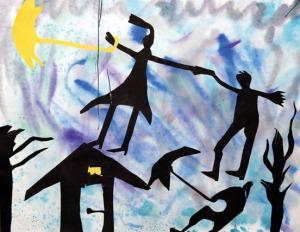 """Humorous Hurricane"" by Annika Nilsson"