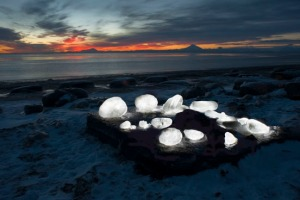 """Ice Eggs"" by Greg Daniels"