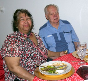 Dale and Rose Parker, of Soldotna.