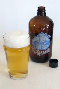 Photo courtesy of Elaine Howell. St. Elias has a light-drinking Insidious XPA on tap.
