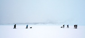 This blizzard march, during an unfortunate Kenai Peninsula Outdoor Club trip to Portage Lake in February 2012, spawned the Portage Scale.