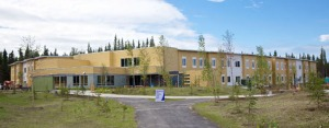 Redoubt Reporter file photo. Kenai Peninsula College's residence hall on the Kenai River Campus opened in 2013. Funding for another large project like this likely won't be on the horizon anytime soon as the university system and KPC face budget deficits.