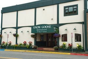 Photo courtesy of Elaine Howell. The Snow Goose and Sleeping Lady Brewery in Anchorage has been purchased by the company that owns 49th State Brewing in Healy.