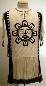 A sun tunic by Kay Field Parker